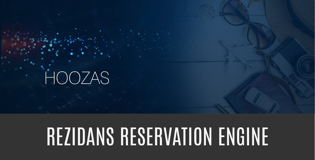Residence reservation engine (hoozas.com)